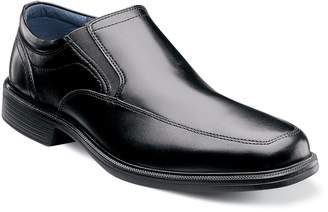Nunn Bush City Lites Calgary Slip-On Leather Loafers