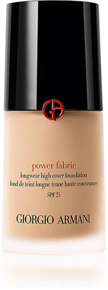 Armani Women's Power Fabric Foundation $64 thestylecure.com