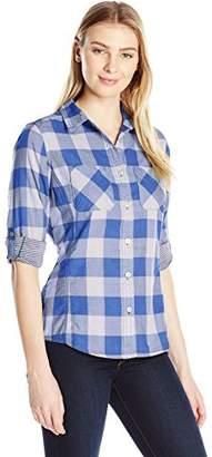 Woolrich Women's Conundrum Eco Rich Convertible Shirt, XS