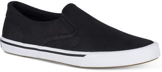 Sperry Men's Striper Ii Twin Gore Leather Slip-On Sneakers, Created for Macy's Men's Shoes