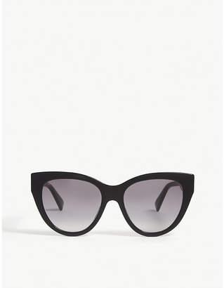 Gucci GG0460S cat-eye-frame sunglasses