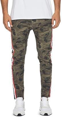 NXP Sergeant Slim Fit Pants in Airwold Camo
