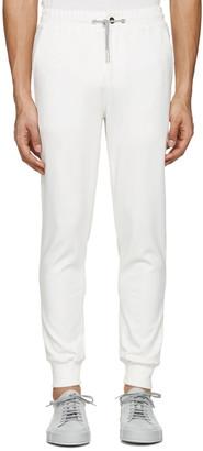 Rochambeau White Bazaar Lounge Pants $360 thestylecure.com