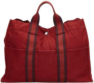 Hermes Toto cloth tote