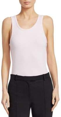 The Row Frankin Silk-Blend Tank Top