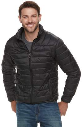 Hemisphere Men's Packable Lightweight Synthetic Fill Jacket