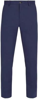 Etro Cotton-blend trousers