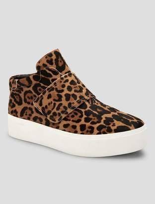 Calvin Klein jessamine high top leopard sneaker