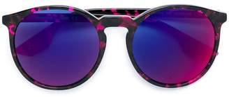 McQ round frame sunglasses