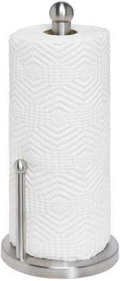 Honey-Can-Do Satin Finish Stainless Steel Paper Towel Holder