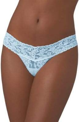 Hanky Panky Bridal I Do Low Rise Thong