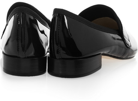 Repetto Michael patent-leather loafers