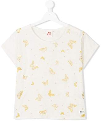 American Outfitters Kids TEEN butterfly print T-shirt