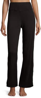 Fleurt Fleur't Holiday Highlight Jersey Lounge Pants, Black