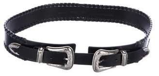 Rebecca Minkoff Leather Western Belt