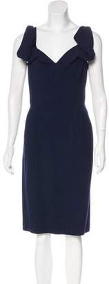 Aquilano Rimondi Aquilano.Rimondi Knit Sheath Dress