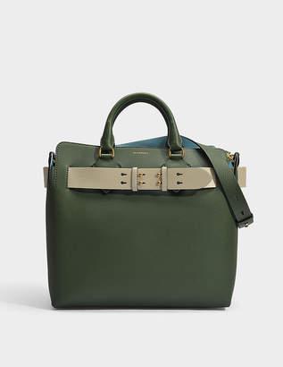 068c5bb96518 Burberry Belt Bag Medium in Sage Green Marais Leather