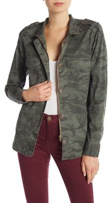 SUPPLIES BY UNION BAY Carlyle Camo Shirt Jacket