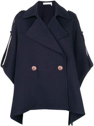 See by Chloe double-breasted jacket