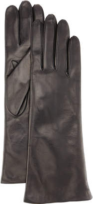 Portolano Napa Leather Gloves, Black