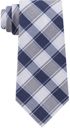 Michael Kors Men's Track Plaid Tie