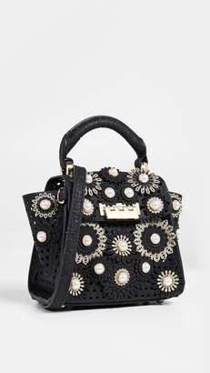 353a5468a2 Black Top Handle Satchels for Women - ShopStyle Australia