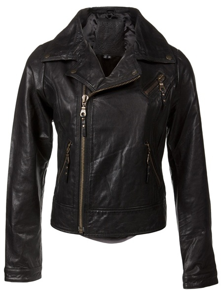 FOR JOSEPH Cicletta biker jacket