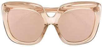 Linda Farrow Gallery oversized sunglasses