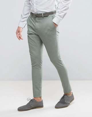 Selected Super Skinny Suit Pants