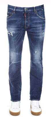 DSQUARED2 Denim Boot-cuts Cotton Jeans