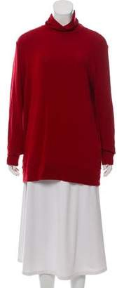 Reformation Long Sleeve Rib Knit Top