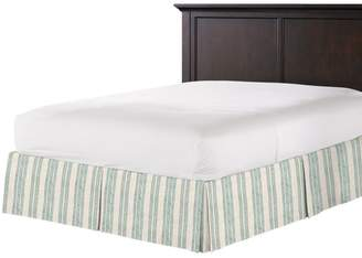 Loom Decor Tailored Bedskirt Cords - Aqua