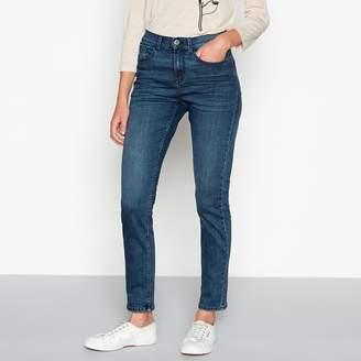 RJR.JOHN ROCHA RJR.John Rocha - Mid Blue 'Brooke' High Waisted Slim Fit Jeans