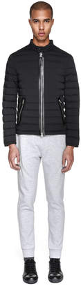 Mackage ENRIC Lightweight matte down coat with elastic hem and cuffs