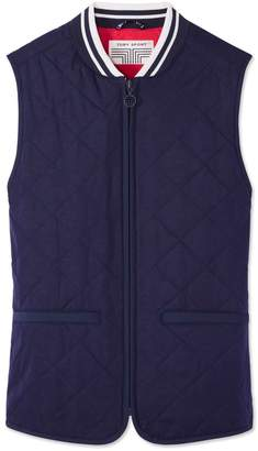 Tory Sport QUILTED VEST