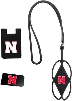 Nebraska Cornhuskers Phone Accessory Pack