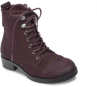 Madden-Girl Fuze Combat Boot - Women's