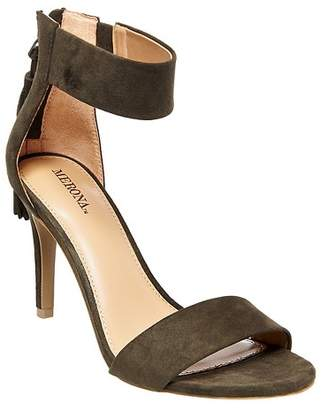 Merona Women's Kelly Heeled Sandals $29.99 thestylecure.com