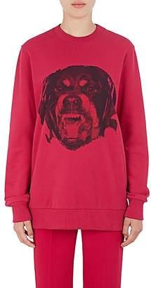 Givenchy Women's Rottweiler Cotton Sweatshirt