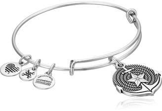 Alex and Ani Anchor II Expandable Bangle Bracelet