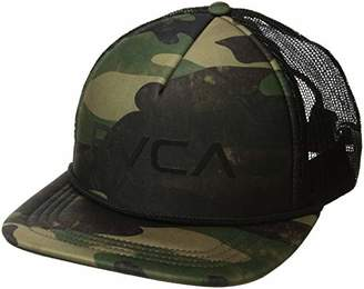 RVCA Men's Foamy Trucker Hat