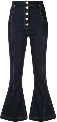 Alice McCall Bloomsbury kick flare jeans