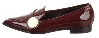 Nicholas Kirkwood Carnaby Patent Leather Loafers