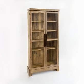 west elm Emmerson® Reclaimed Wood Display Cabinet