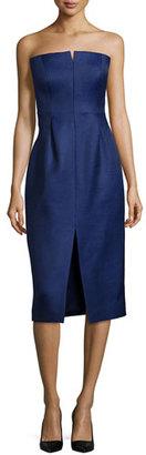 Jason Wu Strapless Slit-Front Dress $2,595 thestylecure.com