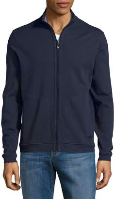 HUGO Fossa Zip Up Sweater