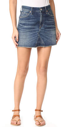 Citizens of Humanity Cut Off Miniskirt $198 thestylecure.com
