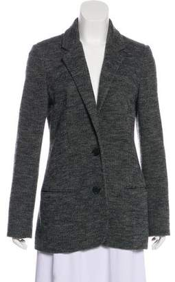 Vince Wool Herringbone Coat