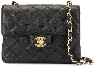 Chanel Pre-Owned flap shoulder bag