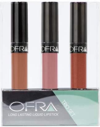 OFRA Cosmetics Liquid Lipstick Trio